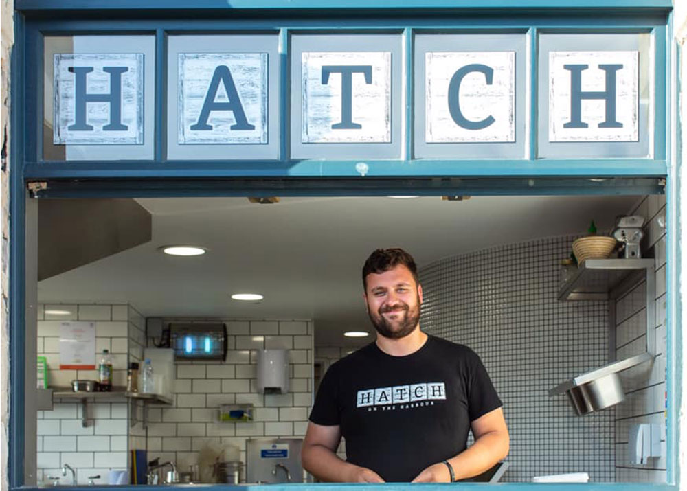 Introducing Hatch on the Harbour...