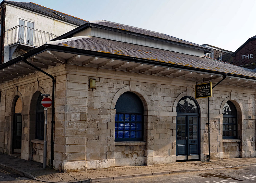 Plans ahead for the Old Fishmarket
